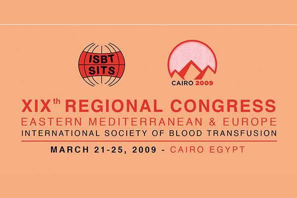 XIXth Regional Congress of the ISBT