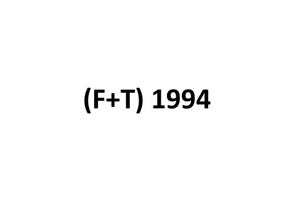 F+T 1994
